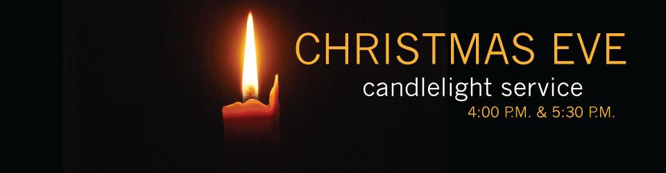 Christmas Eve at Cornerstone Church