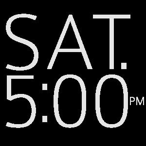 service-times-sat