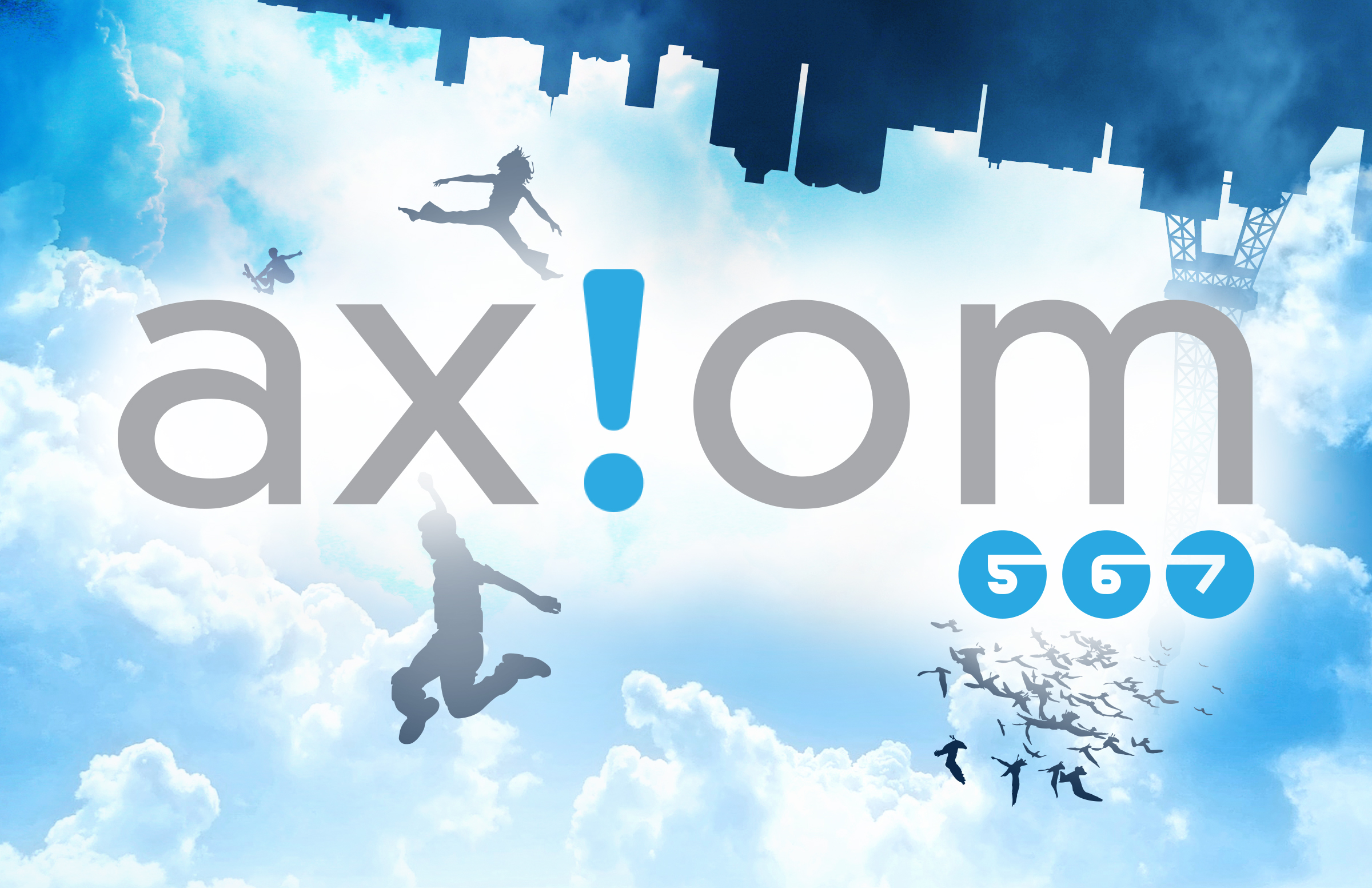 New Ministry Launch:  ax!om567