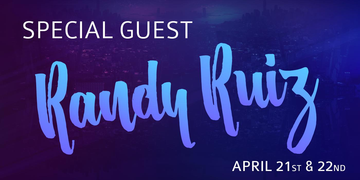 Special Guest: Randy Ruiz