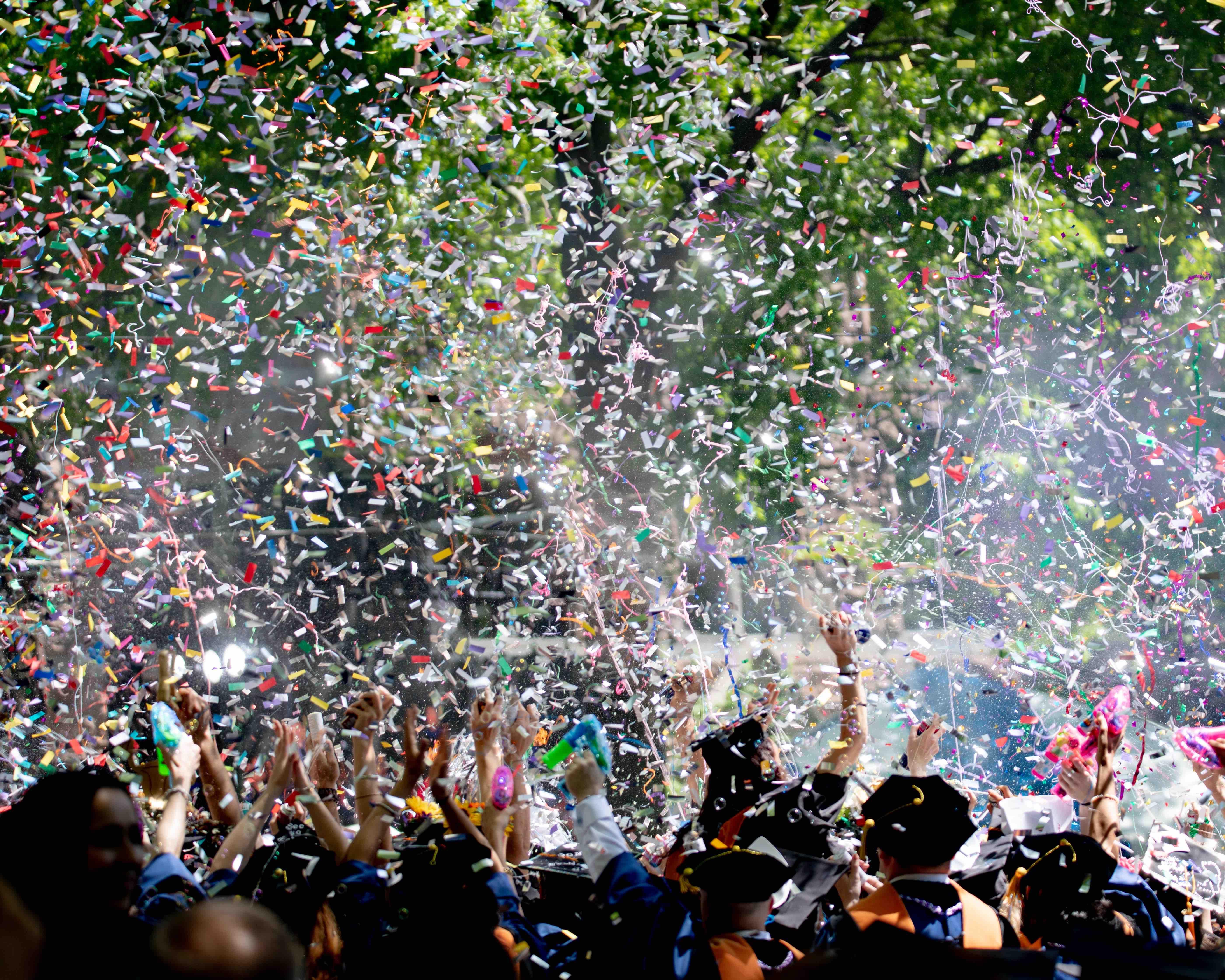 Graduation Weekend at Cornerstone